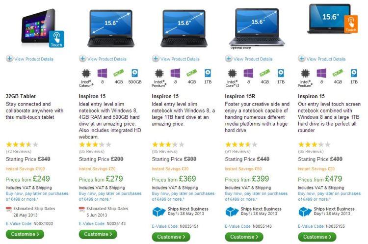 Dell Options