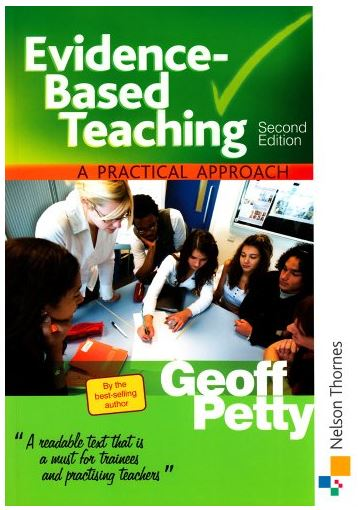 Behaviour - Geoff Petty Evidence-Based Teaching