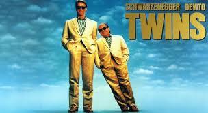 Twins - Schwarzenegger & DeVito
