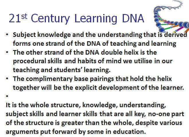 21st Century DNA
