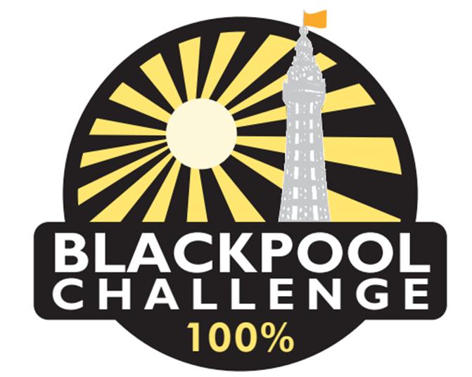 Blackpool Challenge logo