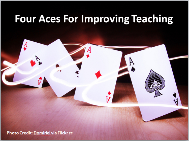 Four Aces Slide