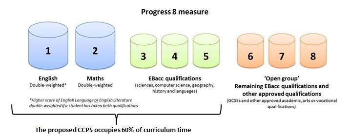 CCP5 Proposal - Curriculum Time