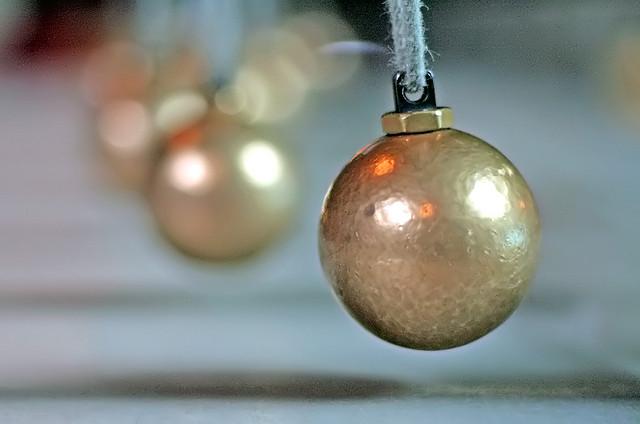Pendulum swing