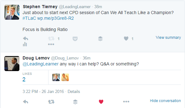 TLaC Q&A