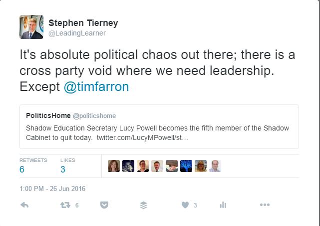 Political Void