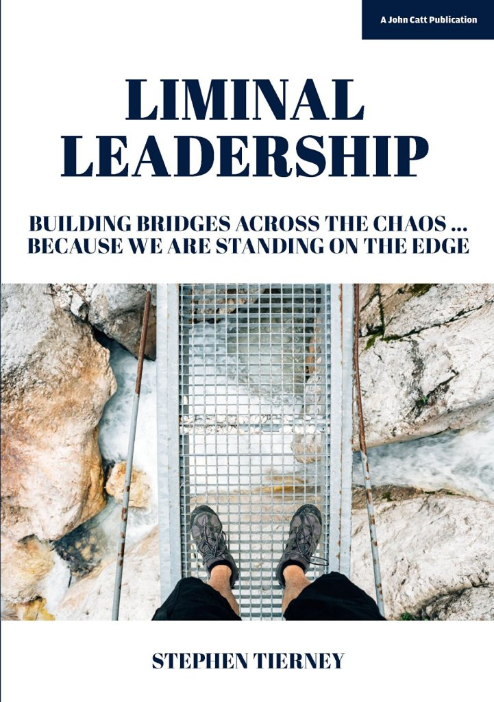 Liminal Leadership Front Cover