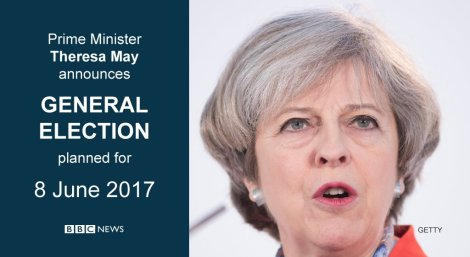 Manifesto Pledges and Rallying Cries #GE2017